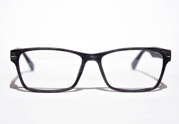 Classic fashionable elegant eyewear stock photo