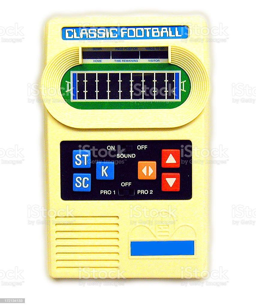 Classic Football royalty-free stock photo