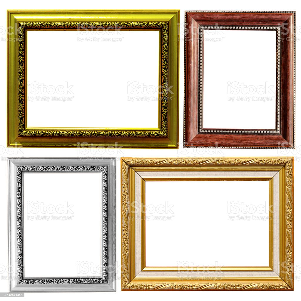 Classic frame royalty-free stock photo