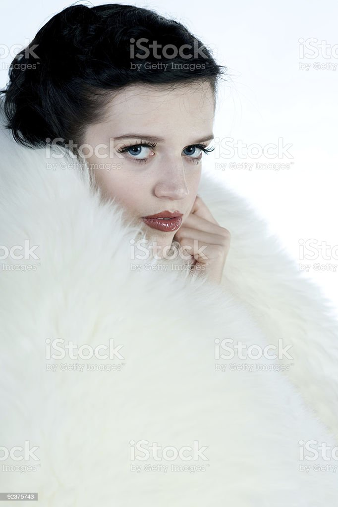 Classic Glamour royalty-free stock photo