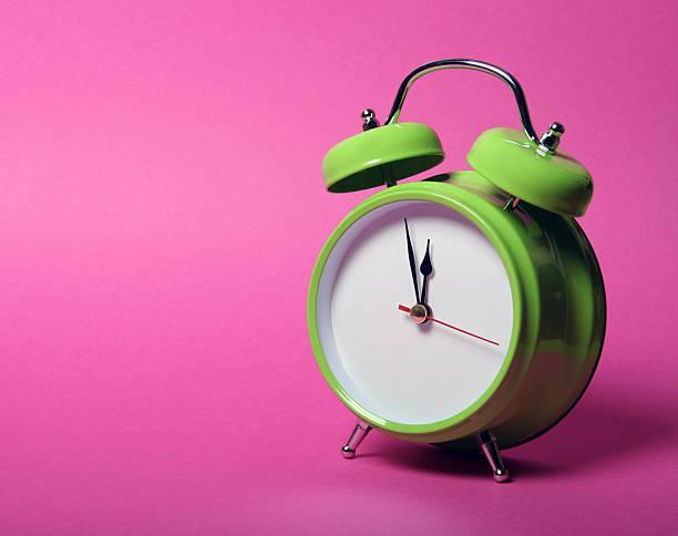 目覚まし時計 - 出勤 ストックフォトと画像