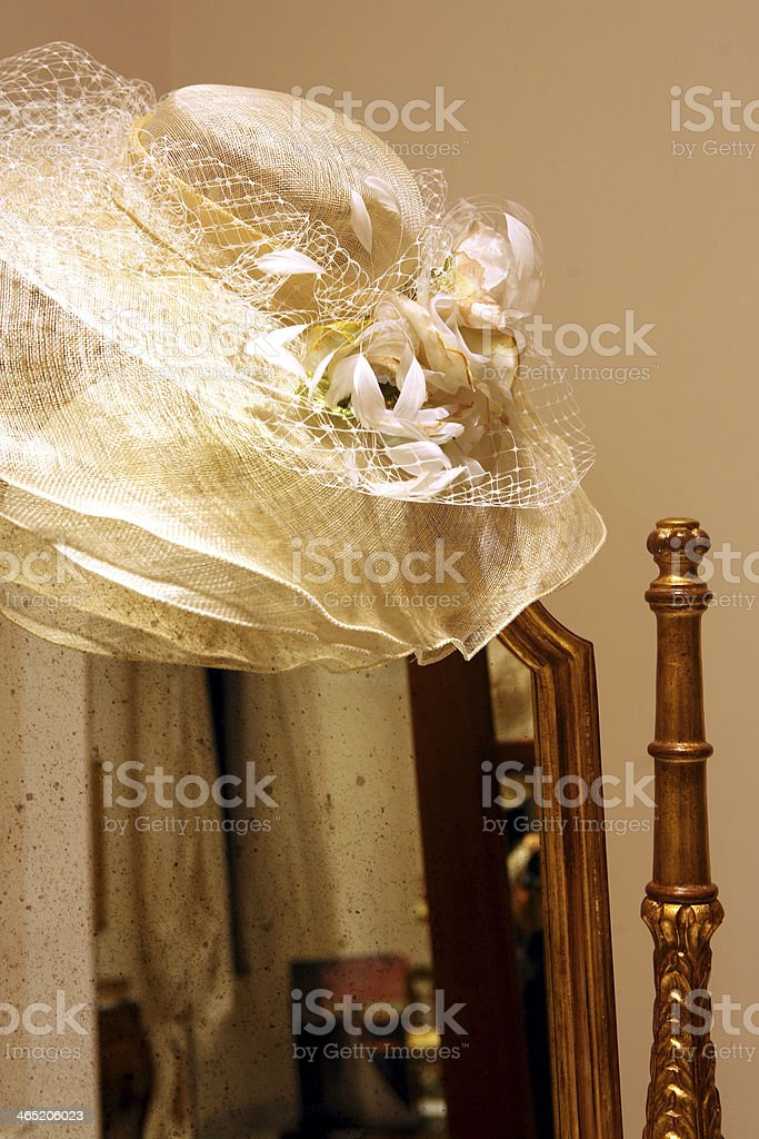 cappello classico stock photo