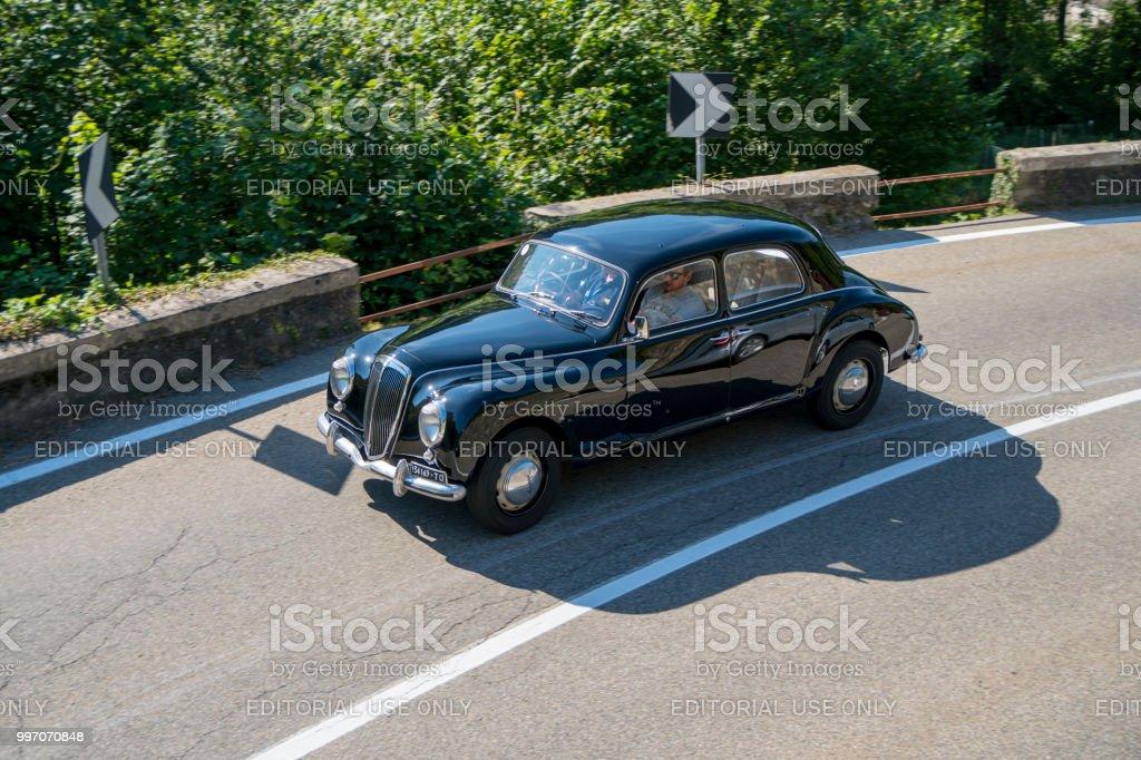Classic Italian Lancia Appia car - foto stock