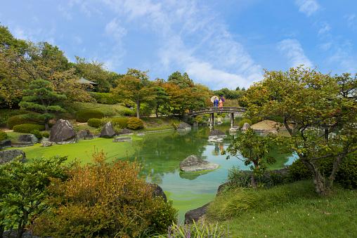 Classic Japanese Garden