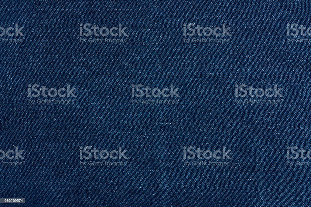 Classic jeans texture stock photo