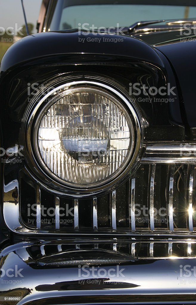 Classic Lamp stock photo