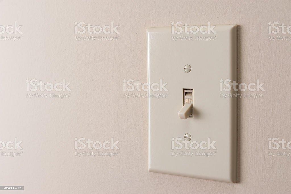 Klassische Lichtschalter - Stockfoto   iStock