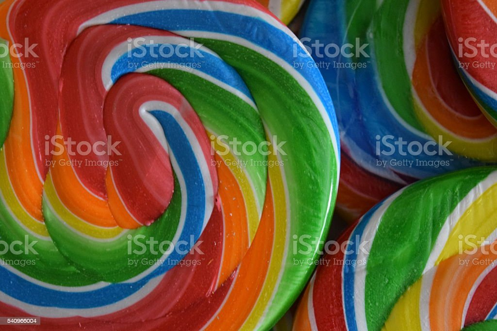 Classic Lollipop Background stock photo