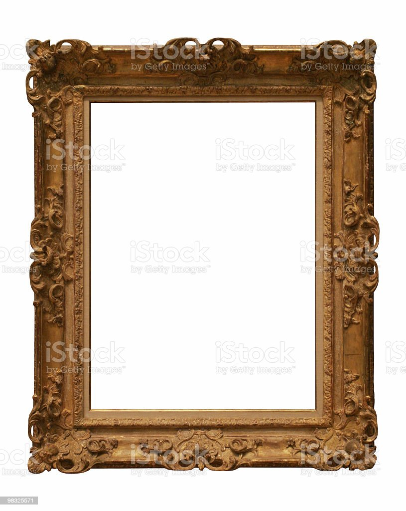 Classic looking frame for your design royalty-free stock photo