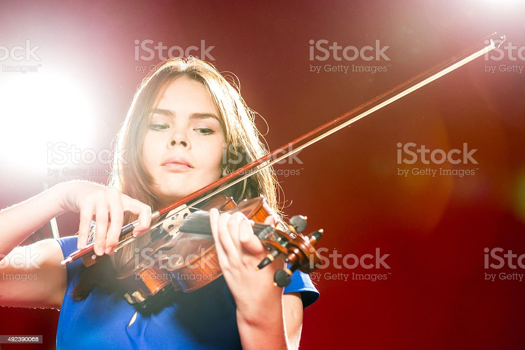 Clasic Music Forever stock photo