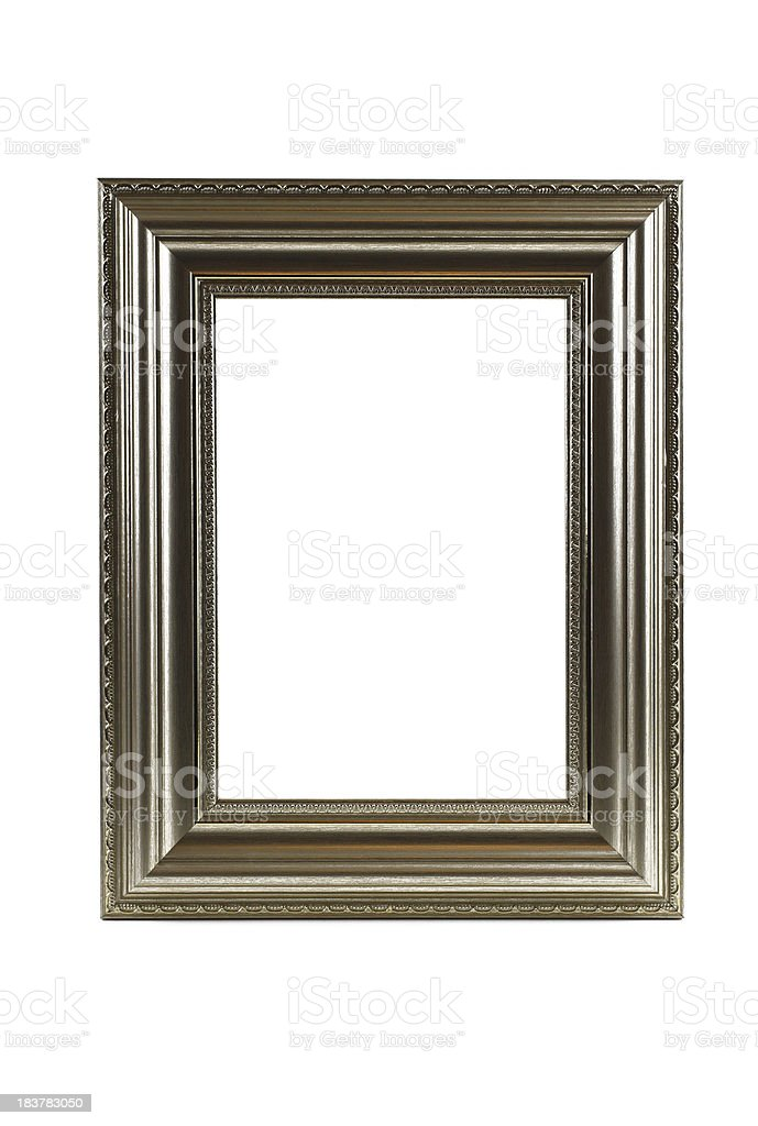 Classic Picture Frame royalty-free stock photo