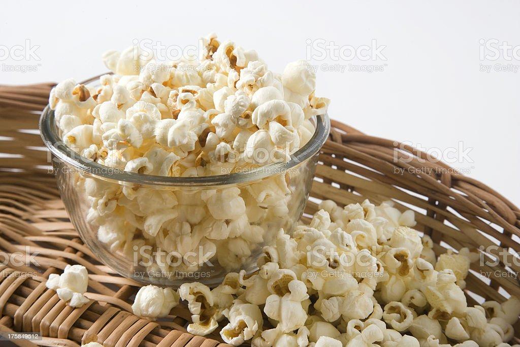 Classic  Popcorn royalty-free stock photo