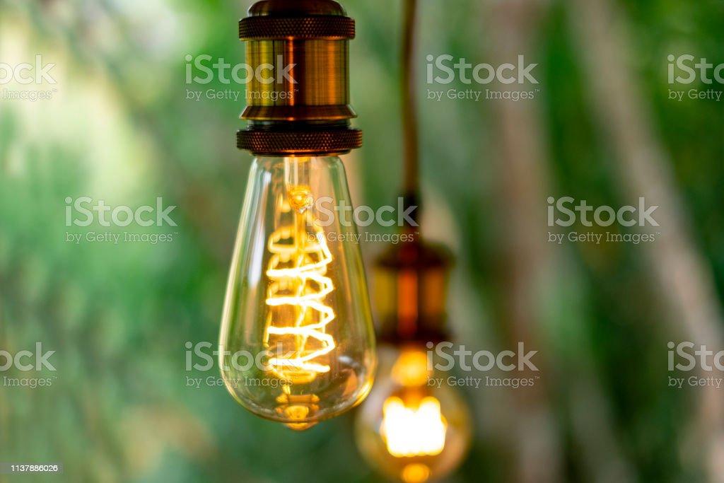 Incandescent Photo Classique De Led Lampe Rétro Libre Droit Y6bfg7yv