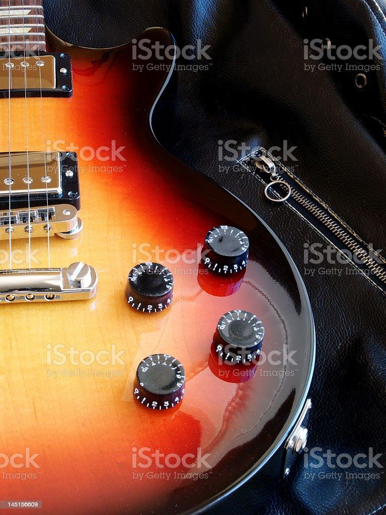 Classic Rock stock photo