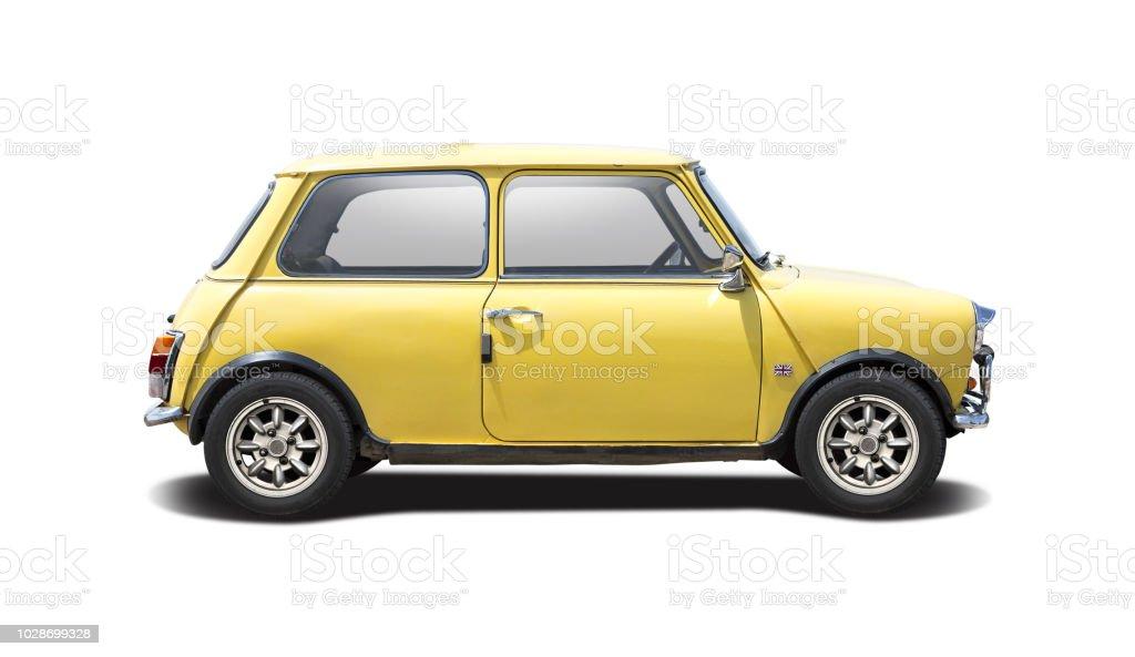 Autos pequeños foto de stock libre de derechos