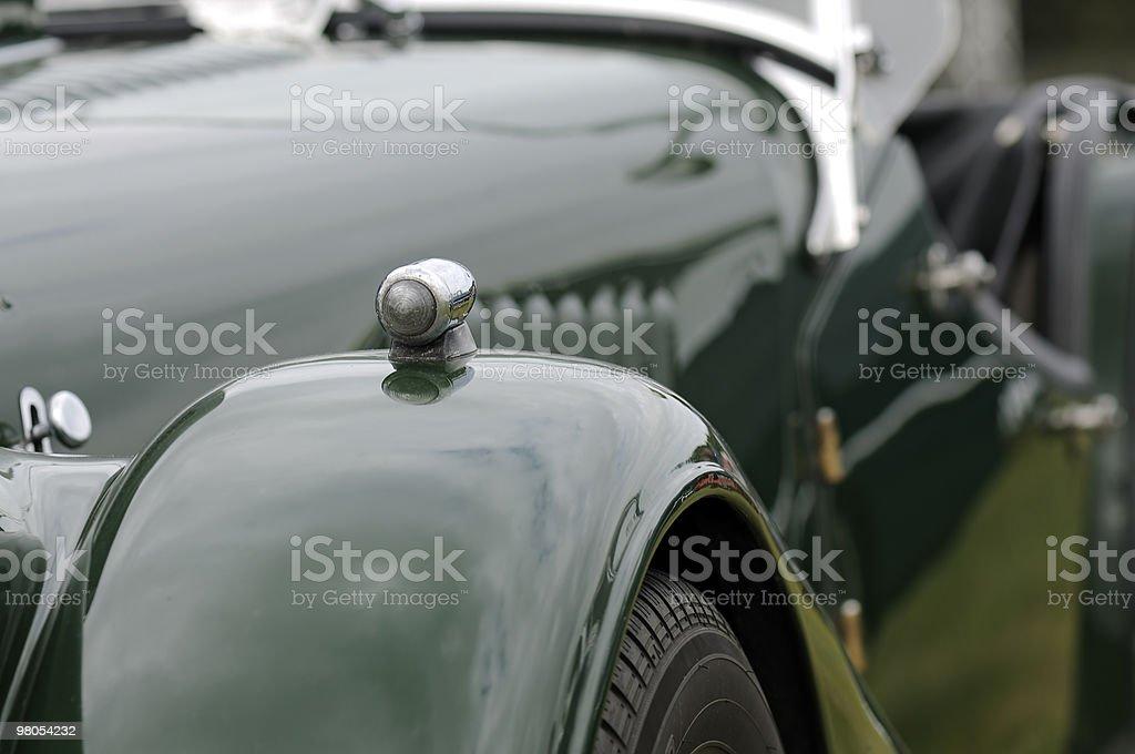 Auto sportiva classica foto stock royalty-free