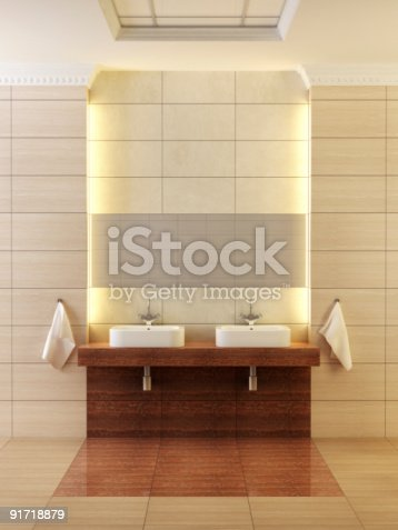 istock classic style bathroom interior 91718879