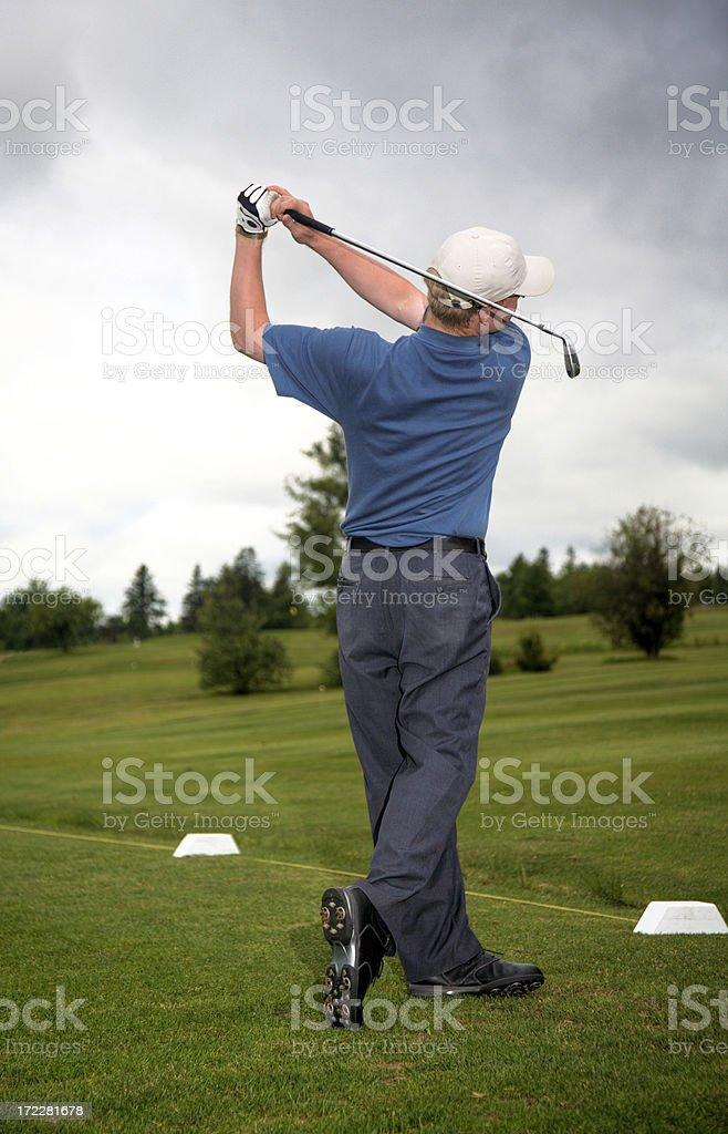 Classic Swing 1 royalty-free stock photo