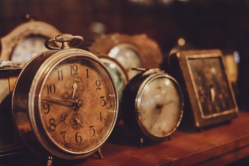 Classic table clock.