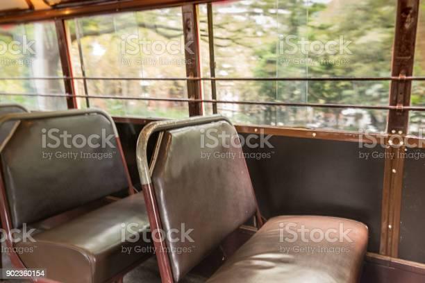 Classic Vintage Bus Seats