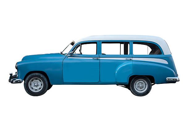 klassische wagon - kombi stock-fotos und bilder