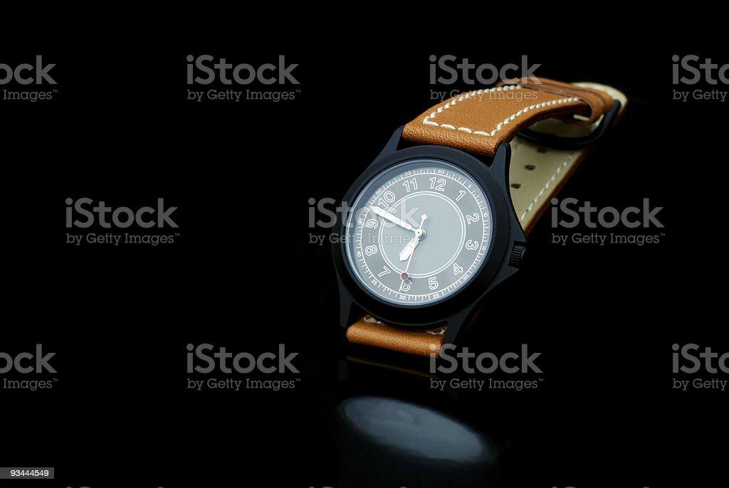Klassische Uhr Lizenzfreies stock-foto