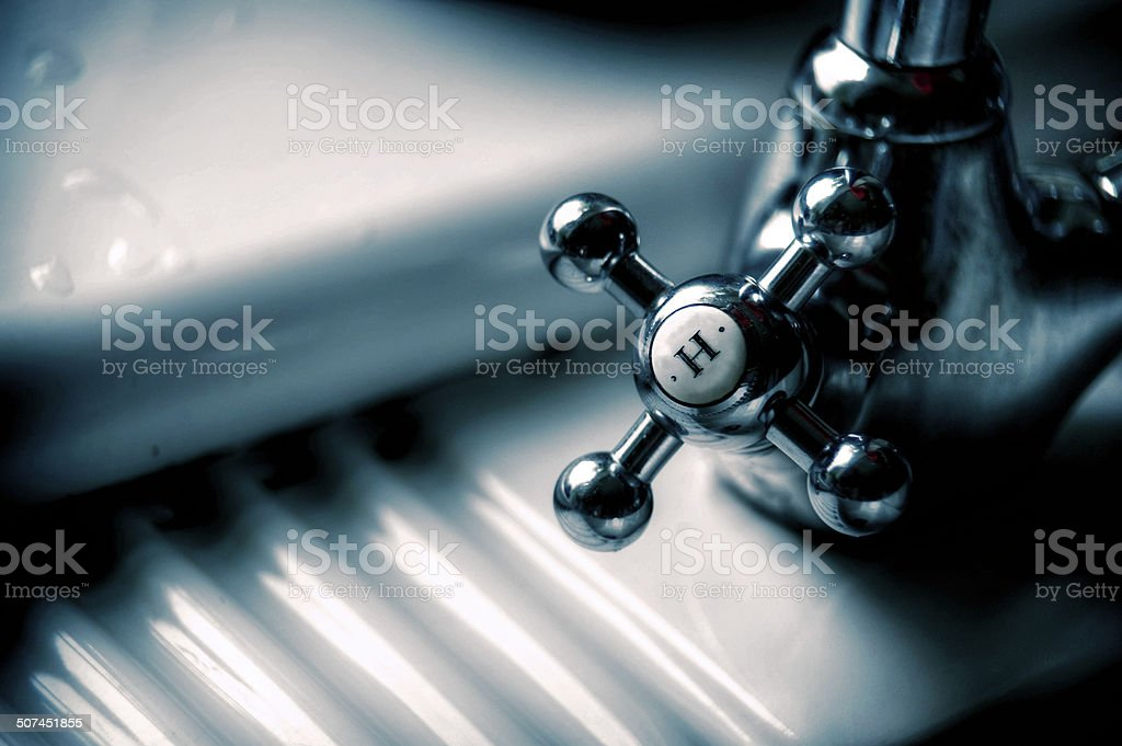 Klassische Wasser Tippe – Foto