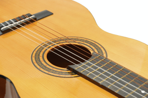 クラシックなアコースティックギター - アコースティックギターのストックフォトや画像を多数ご用意