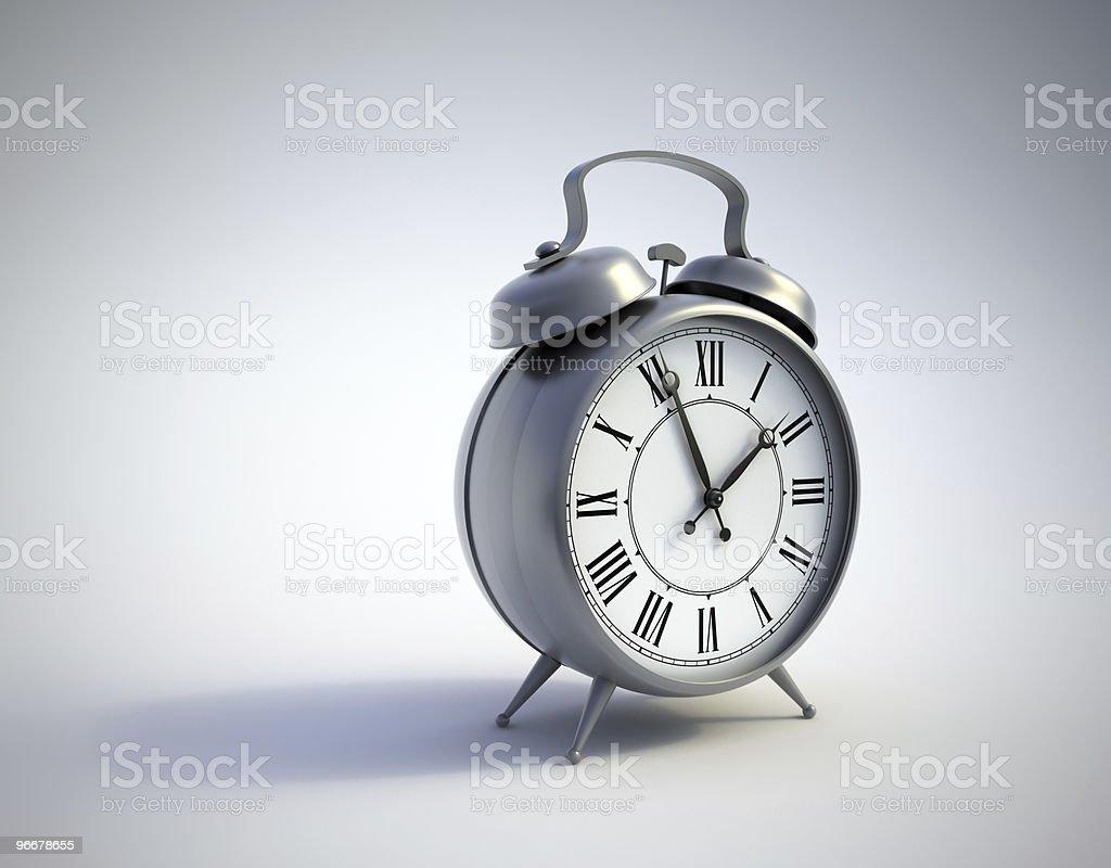 Klassische alarmclock – Foto