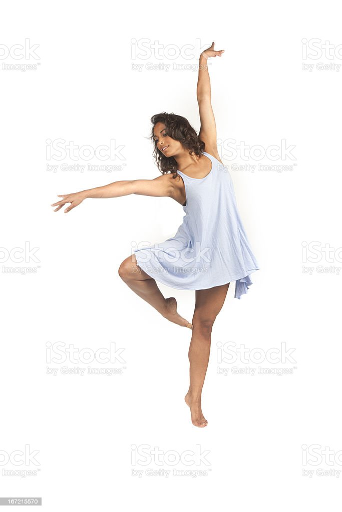 classical ballet royalty-free stock photo