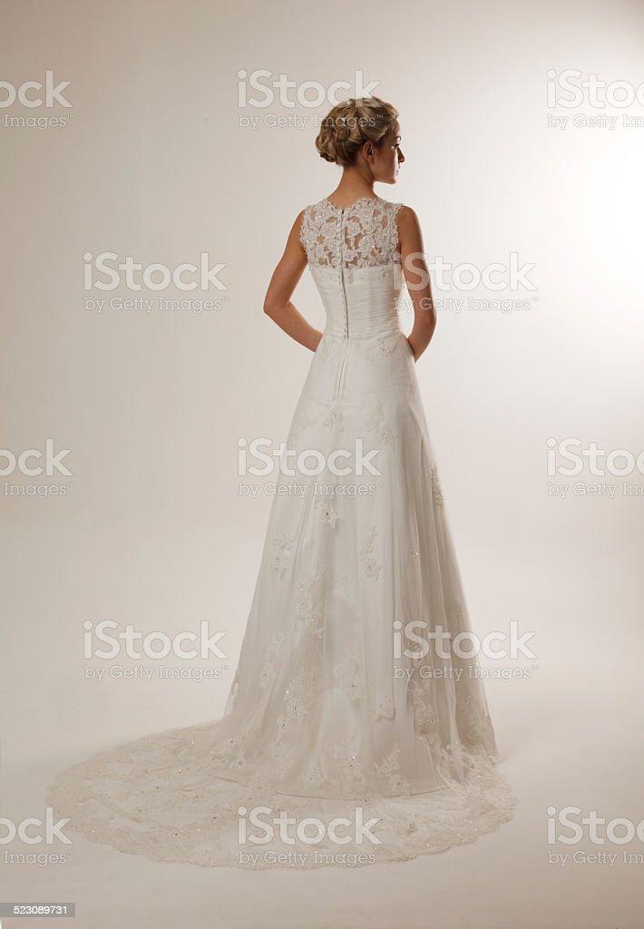 Klassische Braut – Foto