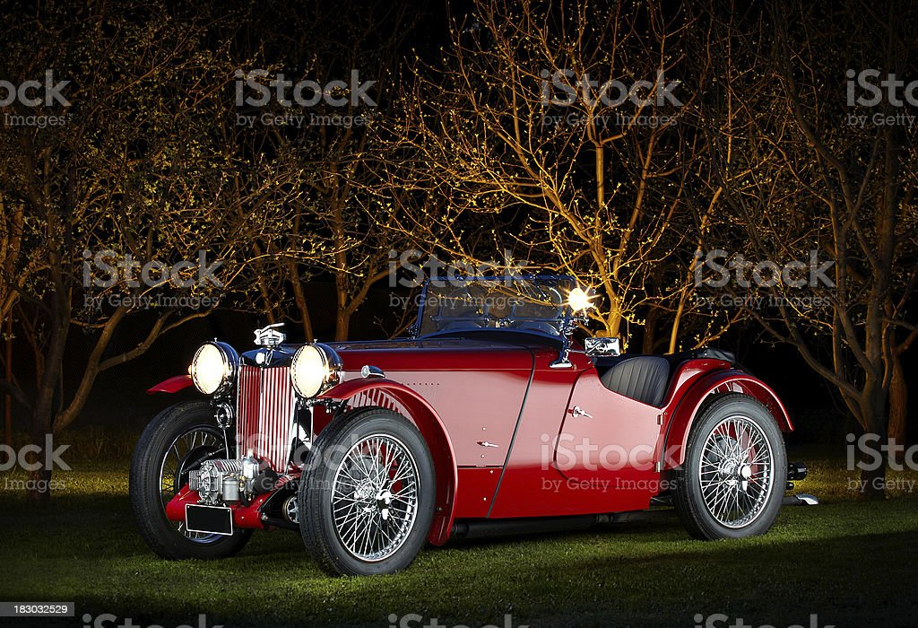 Classical Car royalty-free stock photo
