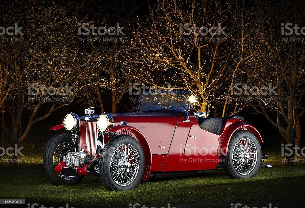 Classical Car stock photo