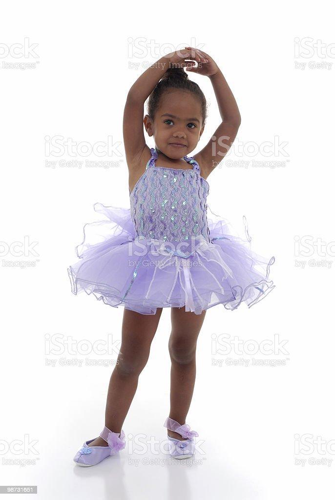La danza clásica foto de stock libre de derechos