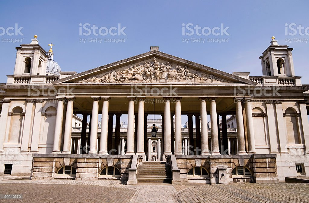 Classical elegance royalty-free stock photo