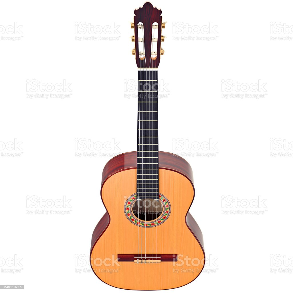 Classical Guitar Concert Acoustic Stock Photo Istock To String A Guitarguitar Technique Electric Mahogany Musical Instrument Single Object