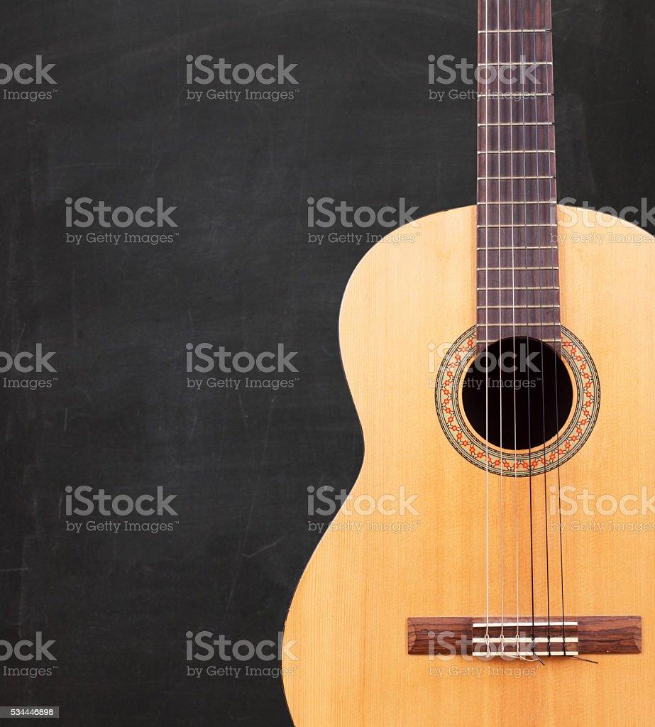 Classical Guitar Wallpaper Foto De Stock Y Más Banco De
