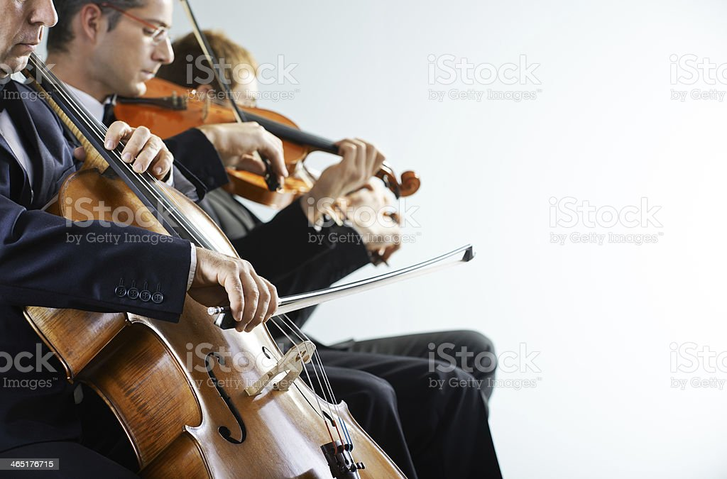 Classical music: concert stock photo