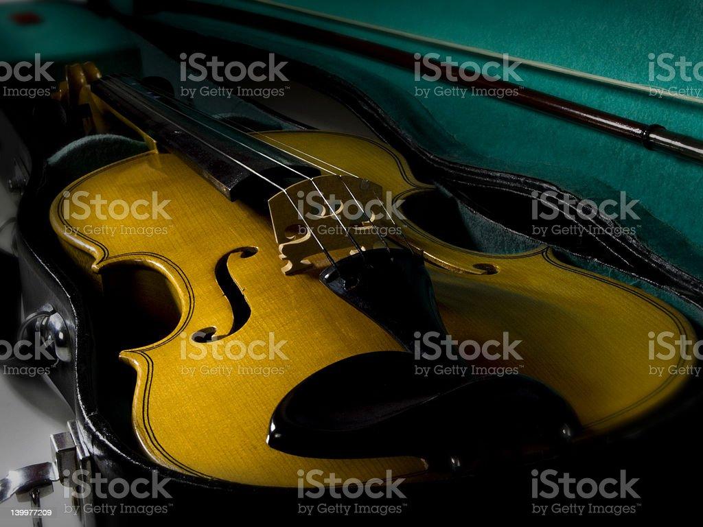 Classical music stock photo
