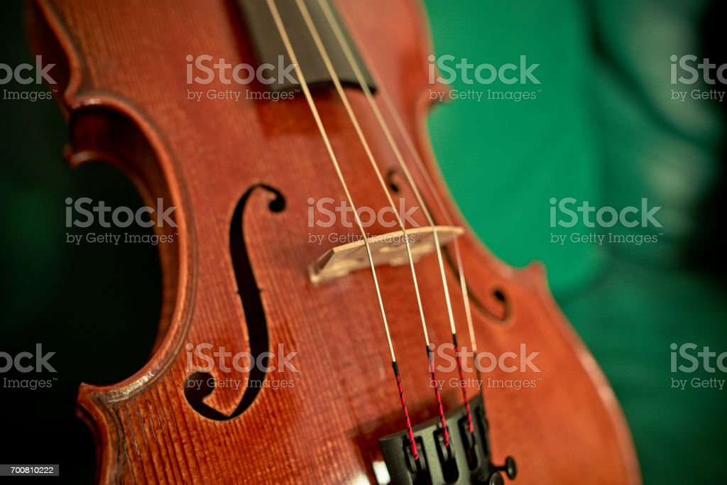 Classical musical string instruments
