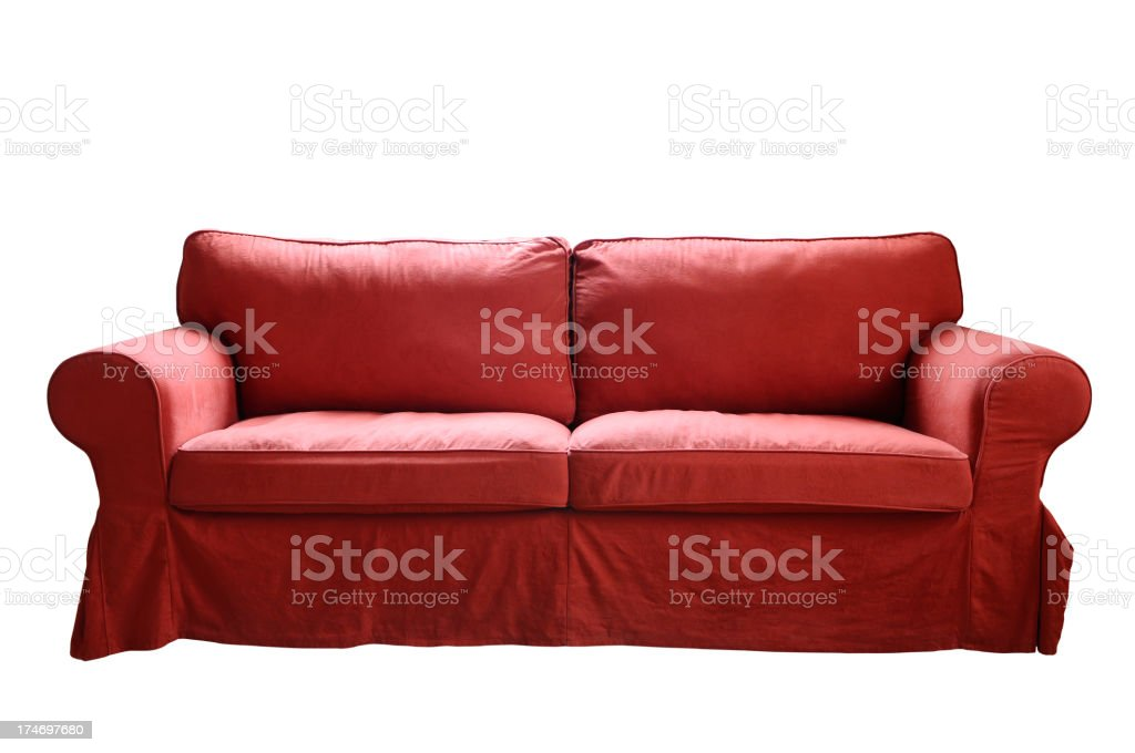 Classical sofa royalty-free stock photo