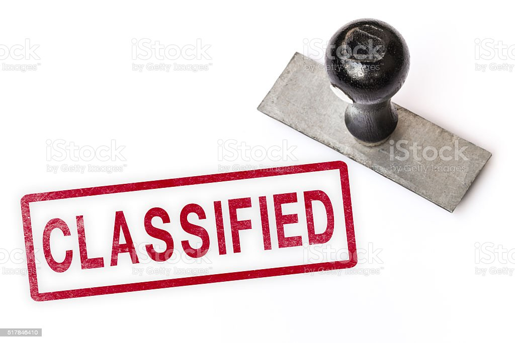 classified text sign label stamp. stock photo