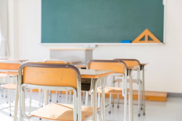 教室 - 中学校受験 ストックフォトと画像