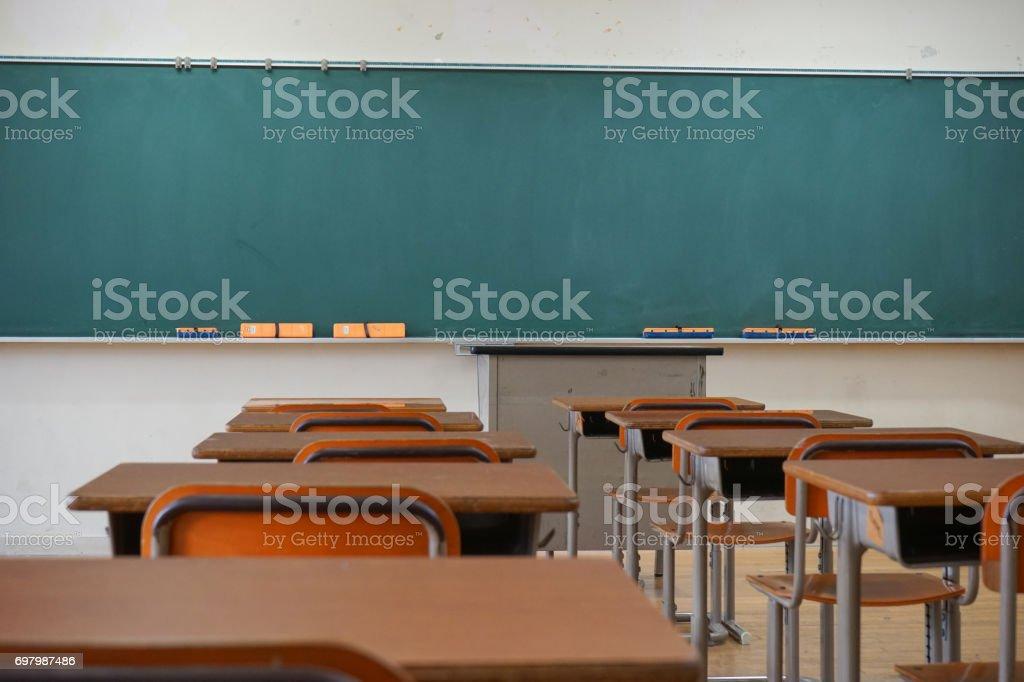 教室 ストックフォト