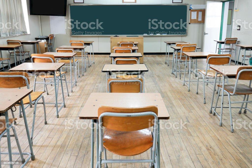 Configuration salle de classe - Photo