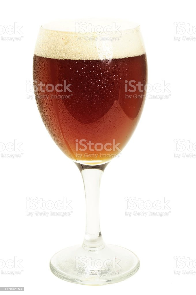 Classy Beer Concept royalty-free stock photo