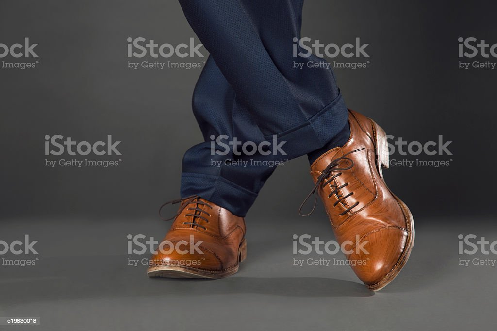 Classy Shoes stock photo