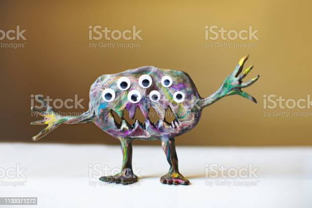 Clay monster picture id1133371272?b=1&k=6&m=1133371272&s=612x612&h=ocprvilgr95mooajagnfppgf3el5qh7pgt5qvgaxxdk=