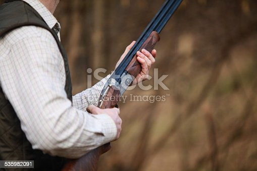 istock Clay Pigeon Shooting 535982091