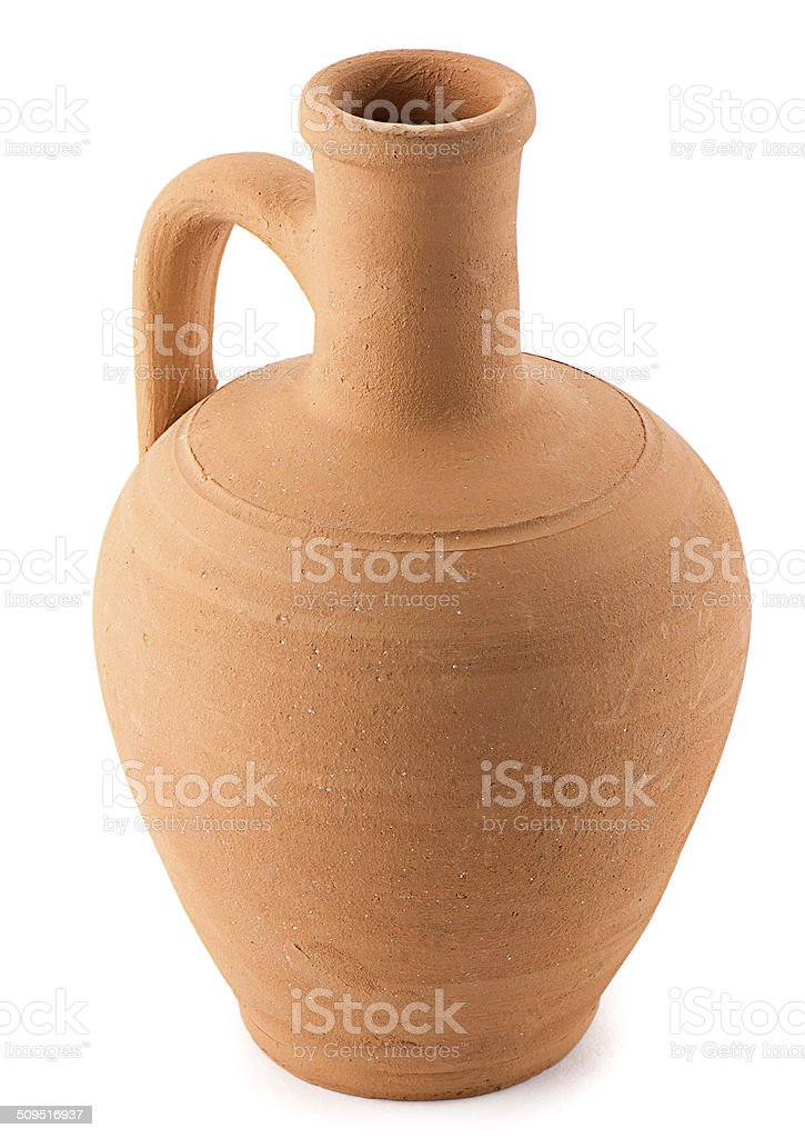 Clay Water Jug Stock Photo - Download Image Now - iStock
